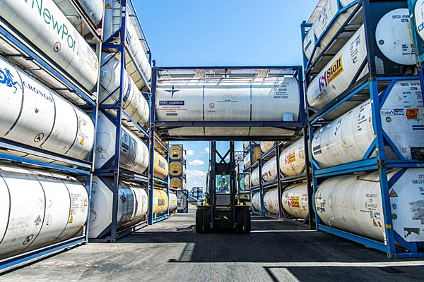 iso tanker cleaning in south africa